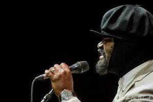 Gregory Porter à Jazz à juan