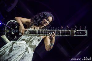 anoushka shankar à Jazz à juan