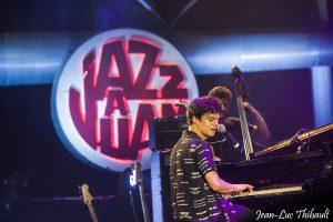 Jamie Cullum à Jazz à juan