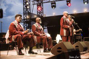 Blinded Boys of Alabama à Jazz à juan