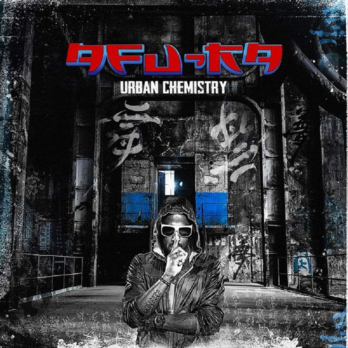 ALBUM Afu Ra Urban Chemistry