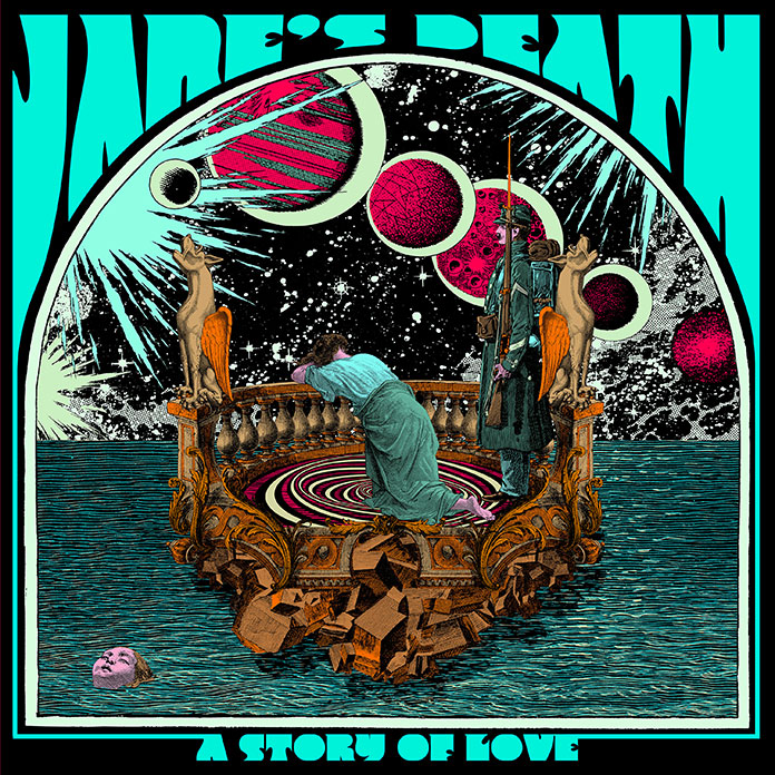 Album Janes Death A Story of Love