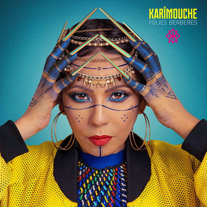 Album Karimouche Folies Berbères
