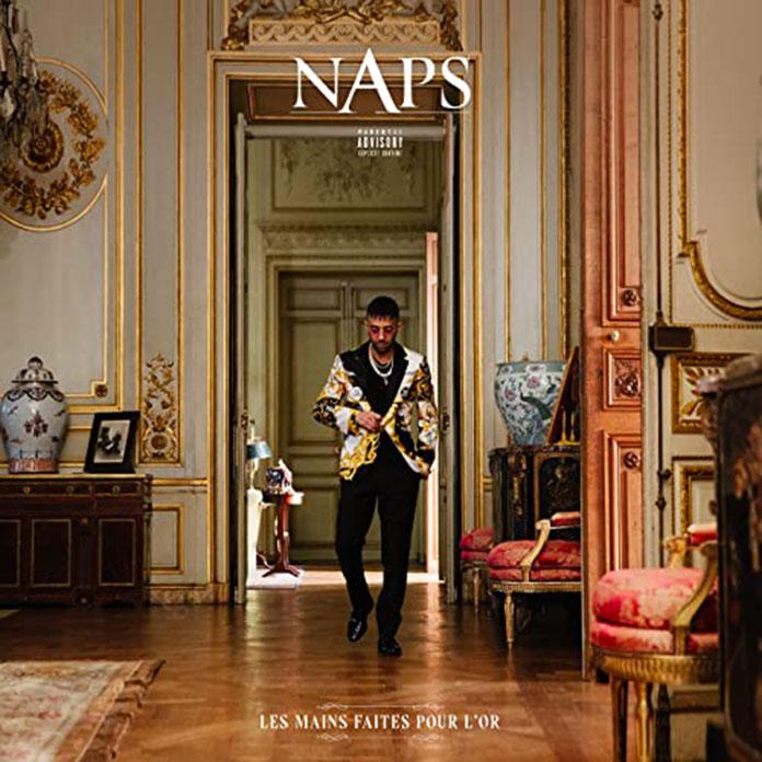 Album Naps Les mains faites pour l'or
