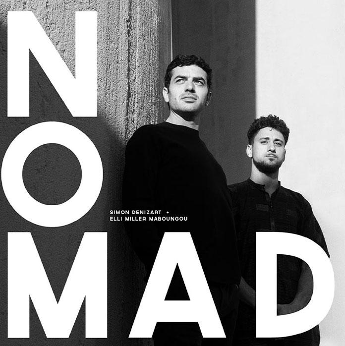 Album Simon Denizart Nomad
