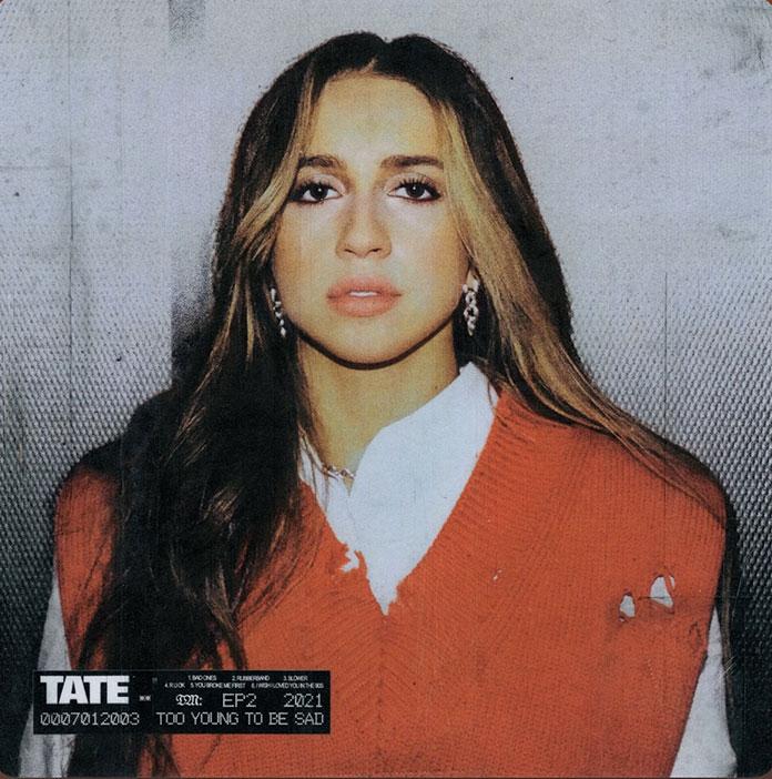 Album Tate Mc Rae Too Young to be Sad
