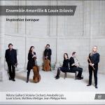 CD-ENSEMBLE AMARILLIS & LOUIS SCLAVIS - Inspiration Baroque