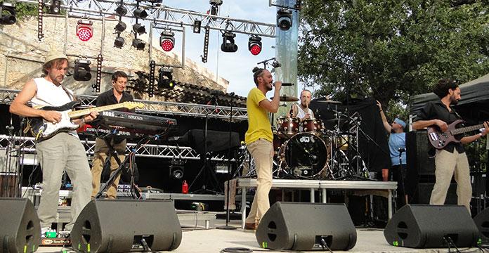 LiveReport Festival de Néoules Ryon